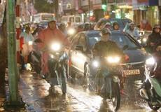 Đêm nay miền Bắc lại bắt đầu đợt mưa lớn diện rộng kéo dài