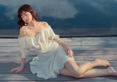 Đường cong mê đắm của Hoa hậu sắp làm MC cho VTV