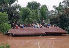 24 công nhân của HAGL đang mắc kẹt trong rốn lũ ở Lào