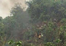 Rơi máy bay quân sự ở Nghệ An, 1 Trung tá và 1 Thượng tá hy sinh