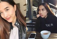 Huỳnh Anh lần đầu công khai bạn gái Việt kiều Bỉ