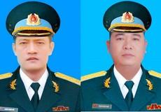 Thông tin về Lễ viếng và Lễ truy điệu hai phi công hy sinh do máy bay Su-22 rơi