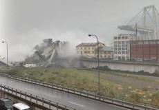 Sập cầu trên đường cao tốc, hơn 20 người thiệt mạng