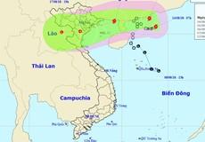 Bão khả năng mạnh thêm, xu hướng đổ bộ Quảng Ninh đến Nam Định
