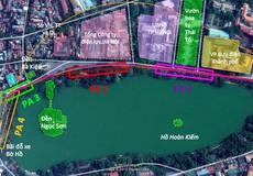 Bộ VHTT&DL 'lên tiếng' về vị trí ga ngầm cạnh Hồ Gươm