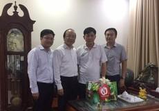 Thứ trưởng Phan Chí Hiếu thăm cán bộ lão thành