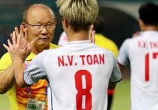 HLV Park cẩn trọng, học trò tự tin hướng tới chiến thắng Olympic Hàn Quốc