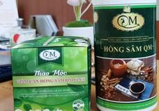 Phạt hơn 50 triệu đồng vì sản xuất, buôn bán Hồng Sâm QM trái phép