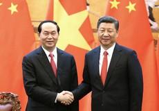 Tổng Bí thư, Chủ tịch Trung Quốc mong Việt Nam biến đau thương thành sức mạnh