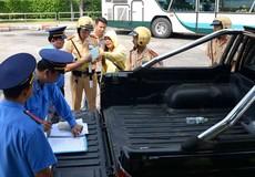 Quyền của cảnh sát và thanh tra giao thông khác nhau thế nào?
