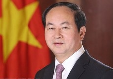 Chủ tịch nước Trần Đại Quang từ trần - tổn thất lớn đối với Việt Nam