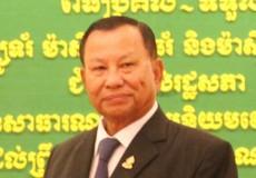 Quyền Chủ tịch Thượng viện Campuchia đau buồn khi Chủ tịch nước Trần Đại Quang từ trần