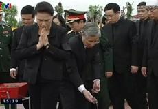 Xúc động tiễn biệt cố Chủ tịch nước Trần Đại Quang về lòng đất mẹ