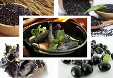 Mùa lạnh nên ăn nhiều thực phẩm màu đen