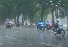 Không khí lạnh lại tràn về, Hà Nội sắp chuyển mưa giông