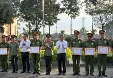 Khen thưởng các cá nhân, tập thể phòng chống tội phạm tại Đồng Nai