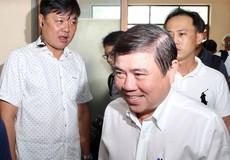 Chủ tịch TP HCM đối thoại trực tiếp với 50 hộ dân Thủ Thiêm