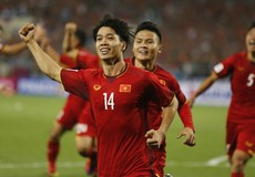 Việt Nam thắng 2 - 0 Malaysia