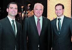 Mỹ bắt hai con trai cựu tổng thống Panama