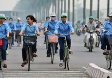Miễn phí đưa công nhân từ Hà Nội về quê ăn Tết