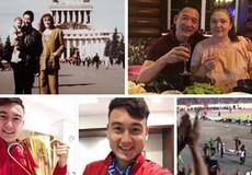 Xúc động bức thư người mẹ Nga gửi thủ môn Văn Lâm mừng Việt Nam vô địch