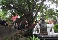 Hà Nội: Phát hiện thi thể người đàn ông treo cổ tử vong trong nghĩa trang
