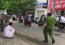 TP. HCM: Xe tải và chạm với xe máy khiến một người tử vong