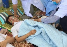 Quảng Ninh: 57 công nhân vẫn đang nằm viện, phát hiện khí Fomaldehyde cao gấp 5 lần cho phép