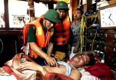 Quảng Ninh: Tiếp tục tìm kiếm ngư dân mất tích trong đêm