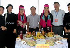"""Quảng Ninh: Mãn nhãn với Lễ hội ẩm thực """"Gà Tiên Yên"""""""