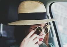 Cách chọn nón sành điệu như sao Việt 2018
