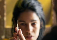 Lời hứa của cô gái nghiện hút bị phạt tù 18 tháng