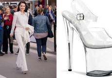 Nhã Phương nhập hội diện giày 20 cm cùng dàn mỹ nhân Việt