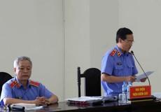 Đề nghị giữ nguyên mức án 18 năm tù, buộc Đinh La Thăng bồi thường 600 tỷ