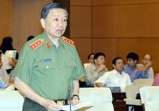 Bộ trưởng Tô Lâm chỉ đạo tăng cường đấu tranh với tội phạm hình sự và ma túy