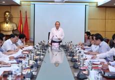 Kiểm tra việc thực hiện Nghị quyết Trung ương 4 và Chỉ thị 05 tại Bộ Tài nguyên và Môi trường