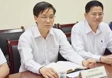 Lãnh đạo Bộ Tư pháp tiếp công dân tháng 7