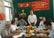 Thứ trưởng Trần Tiến Dũng chỉ đạo giải quyết nhiều 'điểm nghẽn' trong THADS ở TP HCM