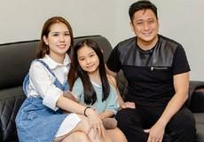 Vợ Minh Tiệp: 'Tôi không sinh thêm con vì sợ khối u tái phát'