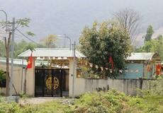 Xây dựng trái phép tràn lan tại quận Liên Chiểu (Đà Nẵng), chủ tịch quận bị đề nghị xử lý