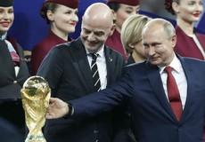 Niềm vui hậu ngày hội bóng đá thế giới