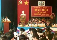 Tự hào 70 năm Đảng bộ xã Hoàng Xá