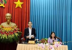 Chủ tịch nước Trần Đại Quang: An Giang phát triển du lịch thành kinh tế mũi nhọn