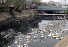 """Người dân cần """"vào cuộc"""" để cứu các dòng sông Hà Nội"""
