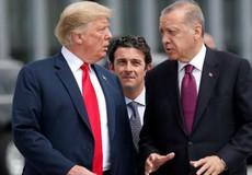 """Mỹ - Thổ Nhĩ Kỳ: """"Thân nhau lắm, cắn nhau đau"""""""