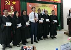 Học viện Tư pháp bế giảng Lớp Đào tạo nghề luật sư khóa 18
