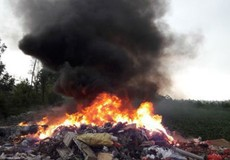 Tình trạng đốt chất thải công nghiệp: Vì sao vẫn khó hạn chế?