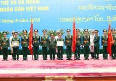 Nhà nước Lào trao tặng Huân chương cho 69 tập thể và 22 cá nhân