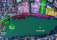 Chủ tịch quận Hoàn Kiếm lên tiếng về vị trí ga ngầm ven Hồ Gươm