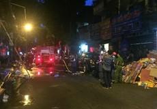 Những mảnh đời bất hạnh sau đám cháy lớn ở Đê La Thành